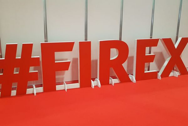 Fire Safety Search at Firex 2017