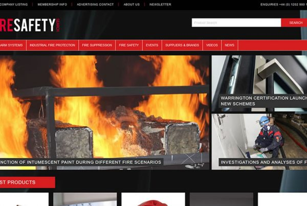 Next Generation Fire Safety Search