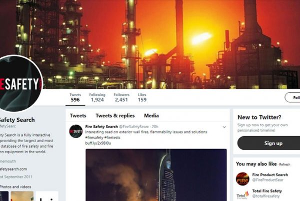 Fire Safety Search Social Media hits New Heights