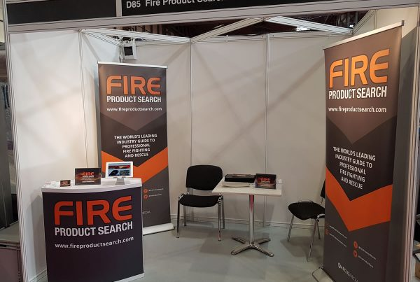 Fire Product Search at The Emergency Services Show 2019