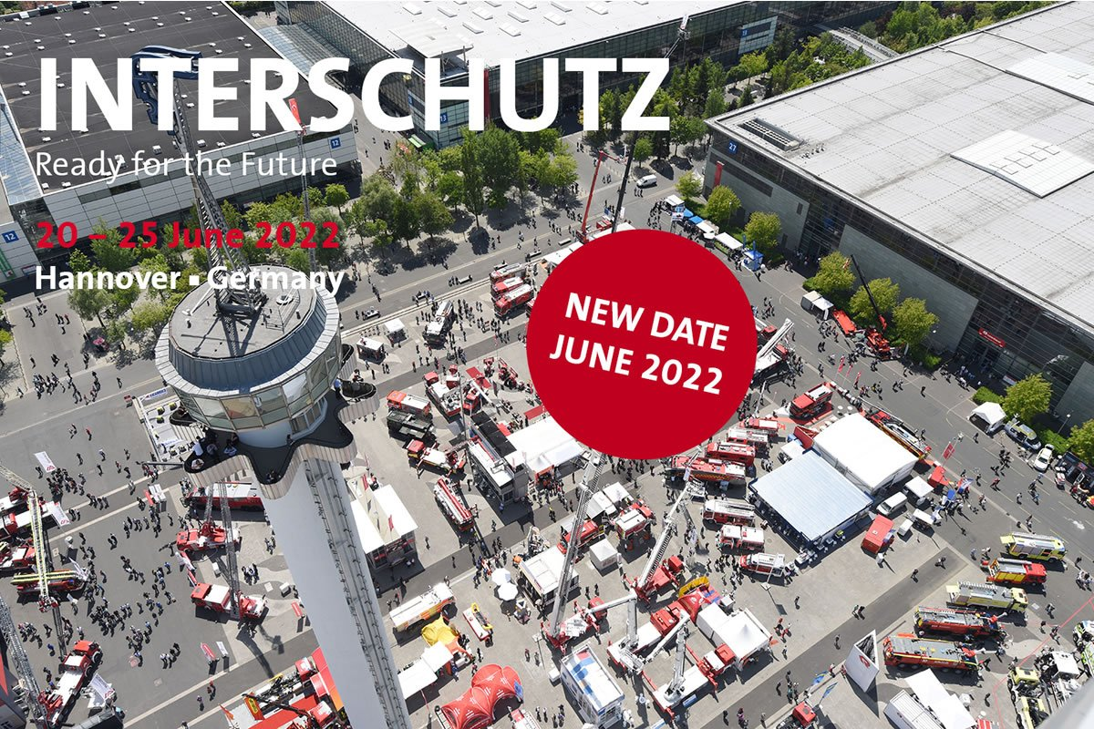 New date for INTERSCHUTZ is June 2022